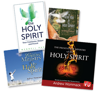 The Present Day Ministry of the Holy Spirit Package - DVD Version