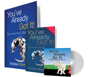 You've Already Got It! - Package - DVD Version