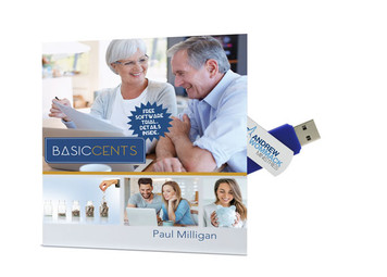 Basic Cents - Paul Milligan - USB