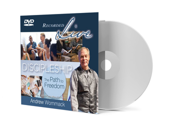 DVD LIVE Album - Discipleship: The Path to Freedom