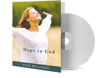 CD - Hope in God - Paul Milligan