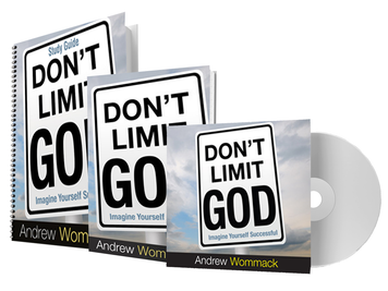 Don't Limit God Package - CD Version