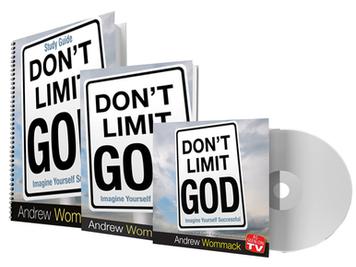 Don't Limit God Package - DVD Version