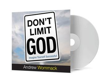 CD Album - Don't Limit God.