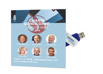 Charis Business Summit 2018 USB Set