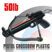Anglo Arms Plastic 50lb Pistol Crossbow