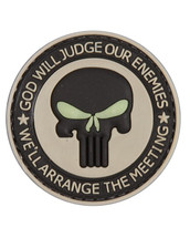 Tactical Patch God will judge Patch
