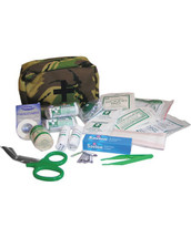Kombat Large First Aid Kit in dpm cover