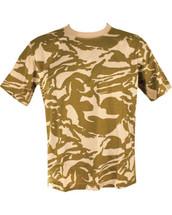 Kombat Kids T-shirt British Desert camo