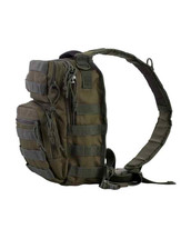 Mini Molle Recon Shoulder Bag - Olive Green