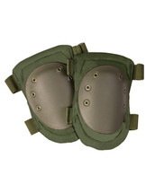 Kombat Knee Pads in Olive Green