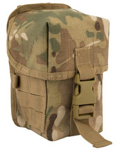 Kombat Utility Molle Pouch in Multicam