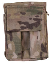 Kombat A6 Notepad Holder in Multicam