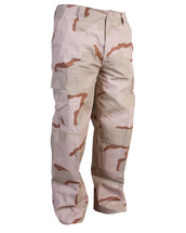 Kombat M65 BDU Ripstop Trousers - US Tri-colour