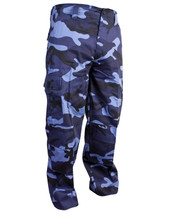 Kombat M65 BDU Trousers - Midnight Blue