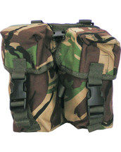 Kombat Double Ammo Pouch -PLCE- in dpm