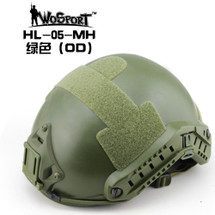 Wo Sport FAST Helmet-MH Type (Without Hole) OD