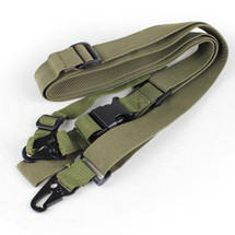 THREE POINTS SLING IN OLIVE DRAB