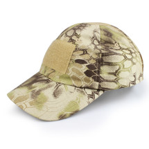 BV Tactical Baseball Cap Hat in Kryptek Highlander Camo
