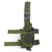 BV Tactical Leg Holster in Flecktarn