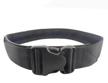 Quick Release Tactical Belt in Black
