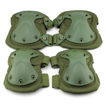 Blackviper Safety Elbow & Knee Pad Set V3 OD