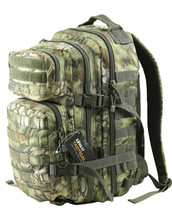 Kombat Small 28 Litre Assault Pack in Raptor Kam Jungle