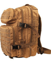 Kombat Army BackPack 28 Litre in Coyote Tan