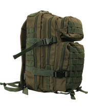 Small Assault Pack 28 Litre in Green