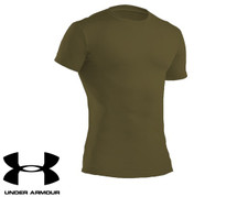 Under Armour Tactical Heatgear Olive T-Shirt
