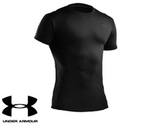 Under Armour Tactical Heatgear Black T-Shirt