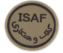 ISAF Badge/Patch