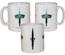Army 29 Commando Mug