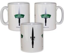 Army 59 Commando Mug