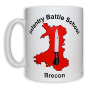 Infantry Battle School Mug