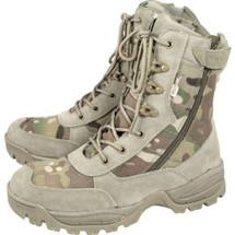 Viper Military Patrol Special Ops Boots in Multicam