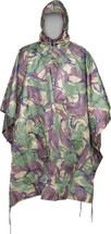 Kombat US Style Poncho In Dpm Camouflage