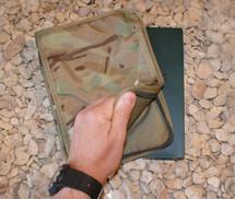 Nirex Zipped Waterproof Cover A5 Multicam