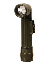 Medium Angle Torch - Olive green