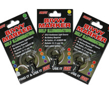 Firefly Bivvy Zip Markers