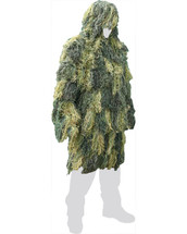 Kombat Adult Ghillies parka Snipers Coat in Woodland Camo