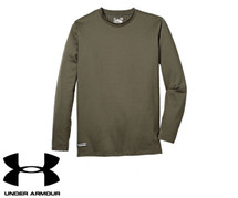 Under Armour Tactical Coldgear Infrared Crew Olive