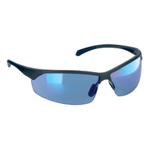 Cosmos 5020 Gunmetal Grey Frame Blue Mirror Lens Hc Uv400