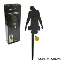 Zombie Knock Down Target for air rifles