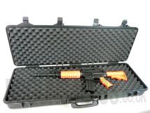 Gun Carry Rifle Case in Tough plastic large size