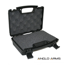 Anglo Arms Hard Pistol Gun Case 12""