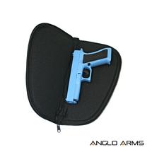 Anglo arms Pistol Gun Slip In Black 12 Inch size