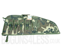 Swiss Arms Camo Famas Tatical Gun Rifle Slip Case