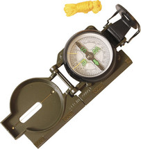 Kombat Lensmatic Army Compass