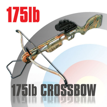 Anglo Arms Jaguar Crossbow Set 175lb With Red Dot Sight in Camo